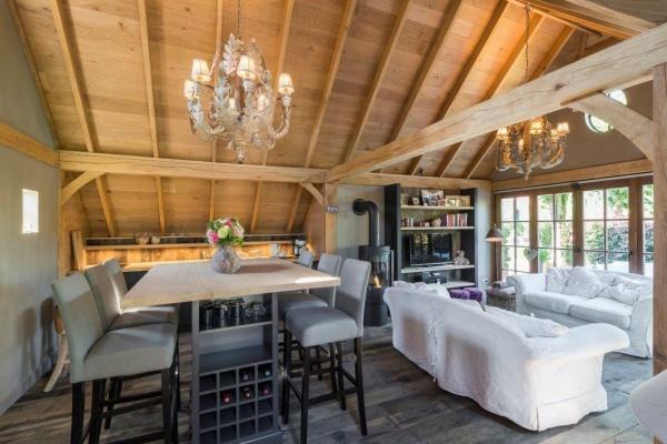 Woodarts - Nieuwe inspiratie voor houten tuinhuizen