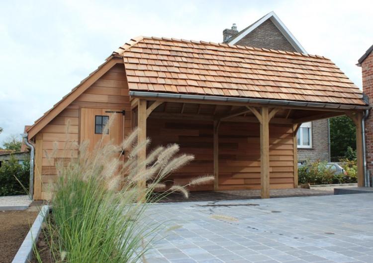 Woodarts - Carport plaatsen