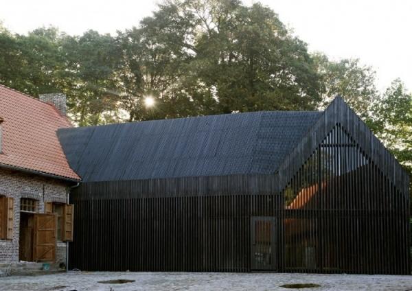 Woodarts - Erfgoedprijs Prix Pasquier Grenier