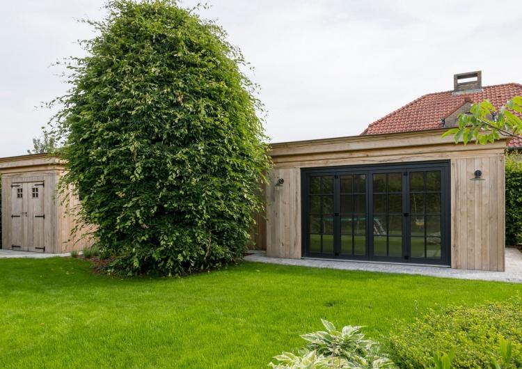 Woodarts - Huisje Tuintje Tuinhuis
