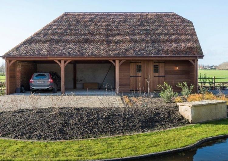 Woodarts - Voordelen carport