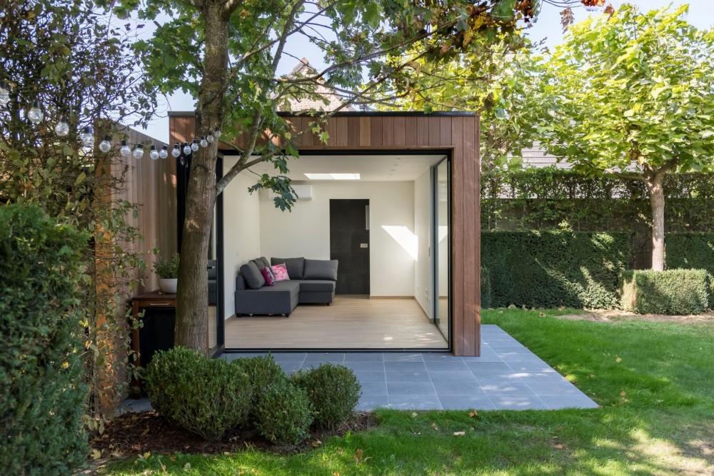 Woodarts - Wegdromen in uw eigen loungehoek in de tuin