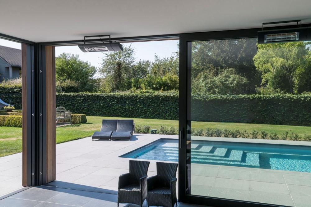 Woodarts - Wij maken het modern poolhouse van uw dromen
