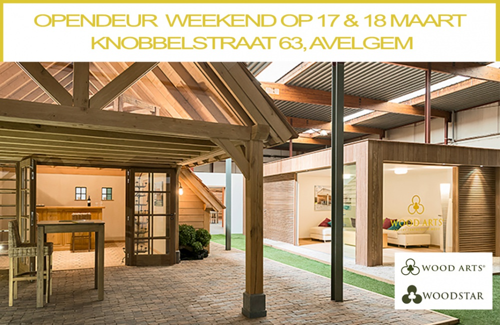 Woodarts - OPENDEUR WEEKEND
