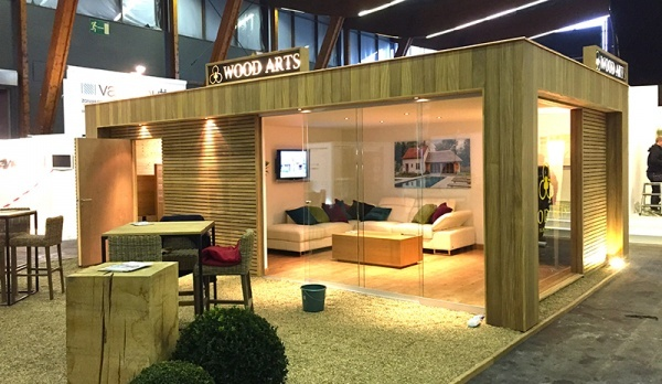 Woodarts - Beursmodel te koop