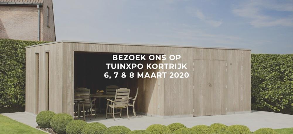 Woodarts - TuinXpo Kortrijk 2020
